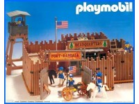 Playmobil Western fort Randall - 3419