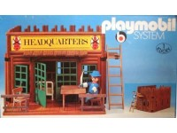 Playmobil Western Headquarters - 3429