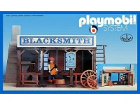 Playmobil Western Blacksmith - 3430
