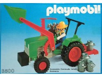 Playmobil Tractor - 3500