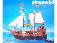 Playmobil Piratenschip - 3550