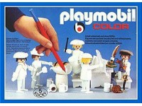 Playmobil Color Soldaten met bier - 3606