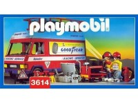 Playmobil Racing service truck - 3614