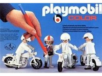 Playmobil Color Motorbende - 3616