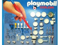 Playmobil Color Tafelservies - 3630