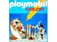 Playmobil Color Messenwerper - 3640