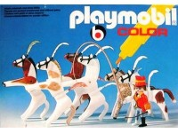 Playmobil Color Paardendressuur - 3643