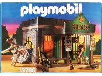 Playmobil Western Sheriff's office - 3786