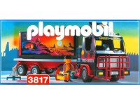 Playmobil Sunset Express container truck - 3817