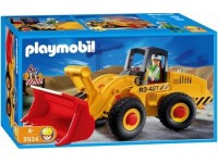 Playmobil Bulldozer - 3934