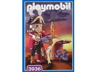 Playmobil Piratenkapitein - 3936