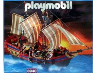 Playmobil Groot piratenschip - 3940