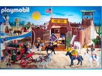 Playmobil Western Mega set Fort Reno - 4072