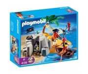 Playmobil CompactSet pirateneiland - 4139