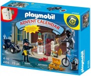 Playmobil Adventskalender Museumroof - 4168