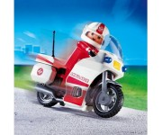 Playmobil Ambulance motor - 4224