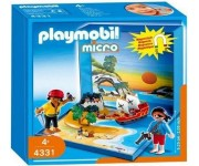 Playmobil Micro Wereld piraten - 4331
