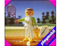 Playmobil Tennisspeelster - 4509