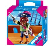 Playmobil Piratenkapitein - 4654