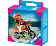 Playmobil Kind met motor - 4698