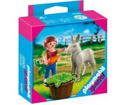 Playmobil Kind met ezelsveulen - 4740