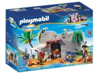Playmobil Piratenschuilpaats - 4797