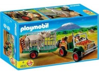 Playmobil Safari terreinwagen - 4832