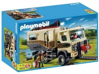 Playmobil Adventure truck - 4839