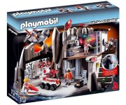 Playmobil Top Agents hoofdkwartier - 4875