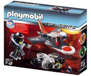 Playmobil Top Agents Detectorjet - 4877