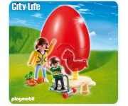 Playmobil Ei Speeltuin - 4939