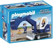 Playmobil Mini rups graafmachine - 5096