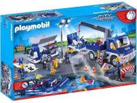 Playmobil Mega redding set met boot - 5097