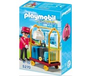 Playmobil Hotel piccolo met bagage - 5270