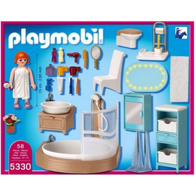 Stunning Playmobil Dollhouse Badkamer Images - New Home Design 2018 ...