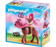 Playmobil Fee Surya met Ruby-paard - 5449