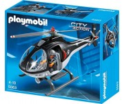 Playmobil Helikopter speciale interventie - 5563