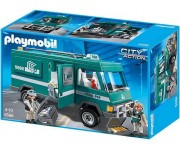 Playmobil Waardetransport - 5566