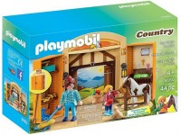 Playmobil Play Box Pony stal - 5660