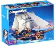 Playmobil Blauwbaard piratenschip - 5810