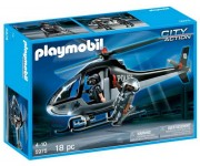 Playmobil Helikopter speciale interventie - 5975
