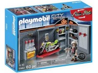 Playmobil Motor bike shop - 5982