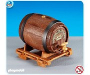 Playmobil Groot biervat (folieverpakking) - 6218