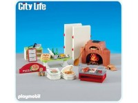Playmobil Pizzeria inrichting (folieverpakking) - 6291