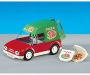 Playmobil Pizzabezorgdienst (folieverpakking) - 6292