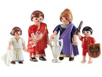 Playmobil Romeinse familie (folieverpakking) - 6493