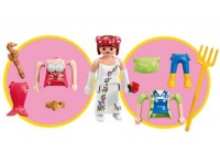 Playmobil Multi Play zeemeermin prinses boerin (folieverpakking) - 6567