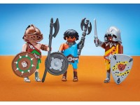 Playmobil 3 Gladiatoren (folieverpakking) - 6590