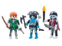 Playmobil 3 Spookpiraten (folieverpakking) - 6592