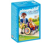 Playmobil Kind in rolstoel - 6663